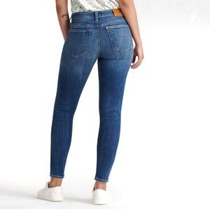 Lucky Brand Ava Skinny jeans mid rise